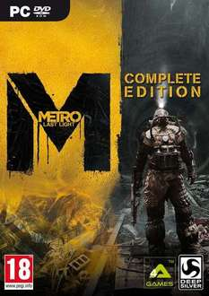 Metro Last Light Complete Edition @ Steamstore