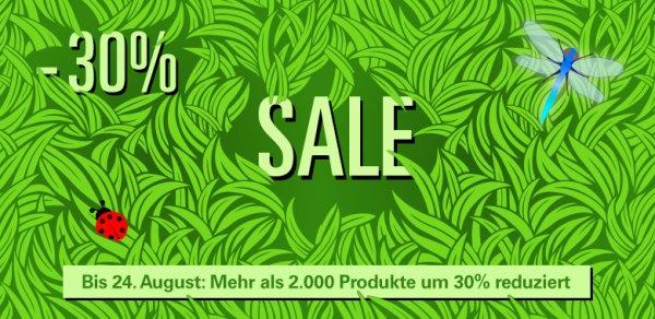 Allyouneed.com: über 2.000 produkte um 30% reduziert