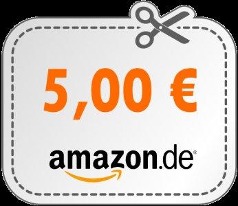 5€ Amazongutschein von Cortado durch kurze Umfrage [nur für Newsletterempfänger]
