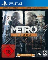 Metro Redux (PS4 / Xbox One) für 31,99. @buecher.de