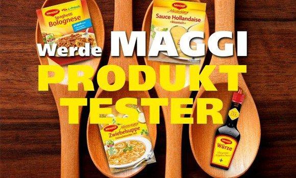 Werde Maggi Produkttester (kein Baby erforderlich ...grins) oder Nestlé Babykosttester (Baby zwischen 5 und 12 Monaten sollte vorhanden sein) und erhalte je Test 15,00 € Aufwandsentschädigung  - Nur offline - Frankfurt/Main lokal