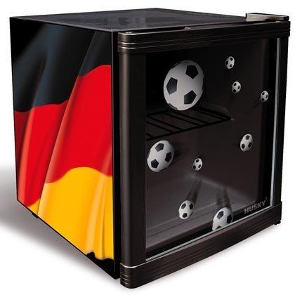 """Husky™ - Mini-Kühlschrank """"HUS-CC 137 CoolCube"""" (50L,A+) für €99.- [@Saturn.de]"""