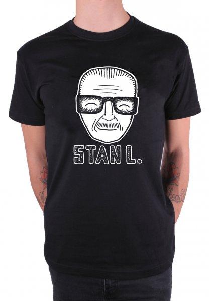 """Stan Lee T-Shirt im """"Heisenberg""""-Design für nur 5€"""
