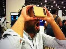 Google Cardboard Cellphone VR Virtual Reality 3D Glasses für 2,56 Euro incl. Versand