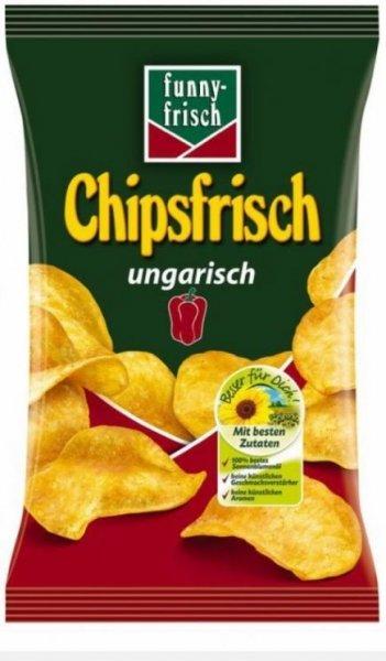 Funny Frisch Chipsfrisch ungarisch Lokal Bietigheim-Bissingen