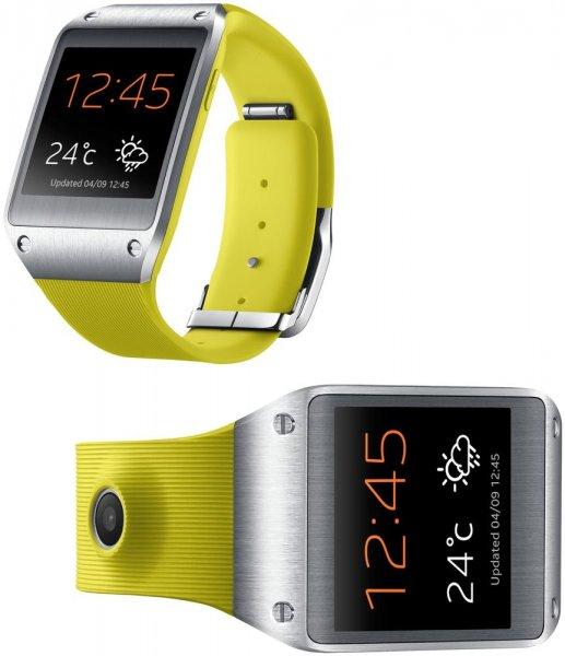 Samsung Galaxy Gear @ ebay; 109,90€ statt UVP 299€