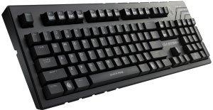 Cooler Master CM Storm Quickfire Pro (mechanische Tastatur, MX-Red) - 54,94€ @ ZackZack