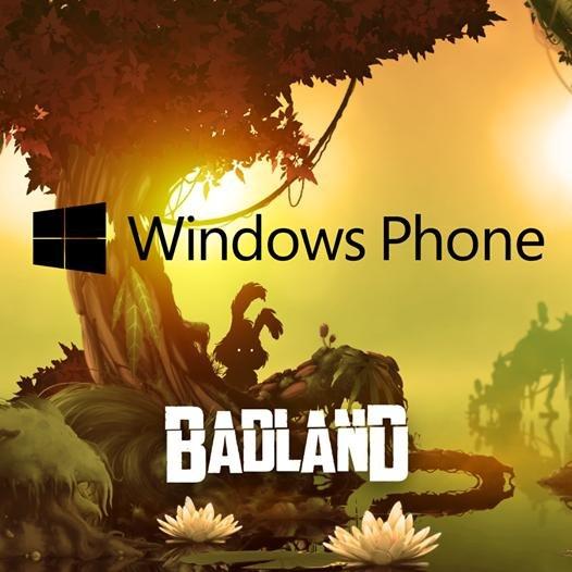 [WP8] BADLAND Spiele-App für €1,99 im Windows Phone Store- ausgezeichneter Action-Adventure-Slidescroller