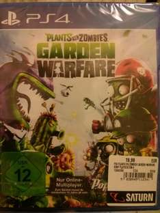 [Lokal Berlin] Plants vs. Zombies Garden Warfare PS4 für 19,99€