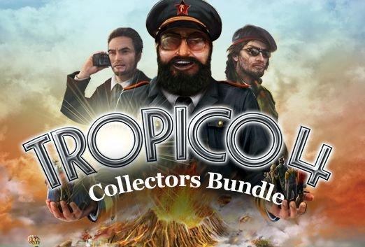 [BundleStars] Tropico 4 Collectors Bundle