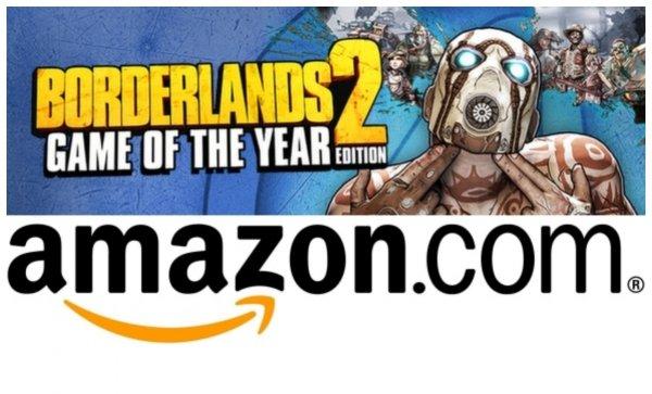 Borderlands 2 GOTY [Steam] @ Amazon.com