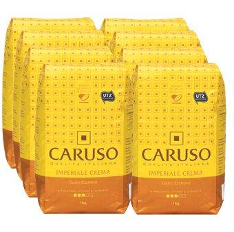Caruso Kaffee 8kg für 65.92€ (-32%)
