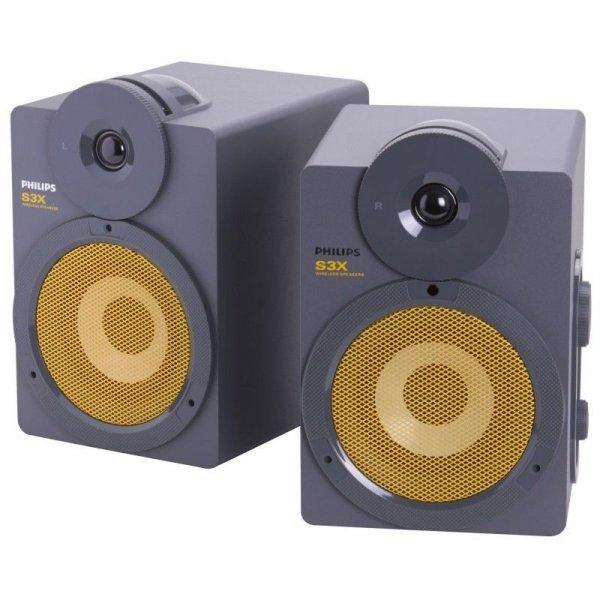 Philips BTS3000G/10 S3X Studio-Lautsprecher mit Bluetooth @Ebay WOW