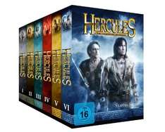 Hercules: The Legendary Journeys - Komplett-Package, Staffel 1-6 [34 DVDs] @Amazon.de