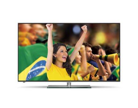 [LOKAL Bielefeld] Hisense LTDN42K680 - 42 Zoll Ultra-HD 3D SMART TV