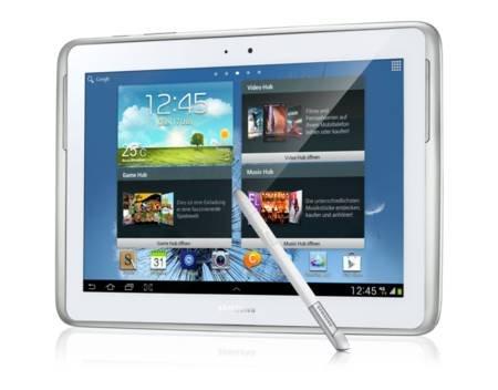(Demoware) Samsung Galaxy Note 10.1 LTE (GT-N8020) - WiFi + 4G für 279,00 € @ MeinPaket