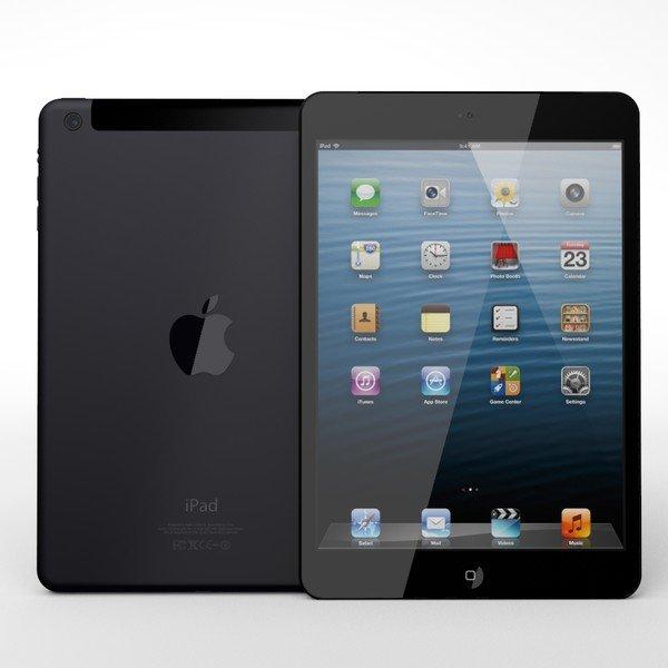 Apple iPad Mini 64GB + Cellular schwarz - eBay