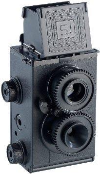 Zweiäugige Spiegelreflex-Kamera zum Selberbauen für 15,19 incl. Versand