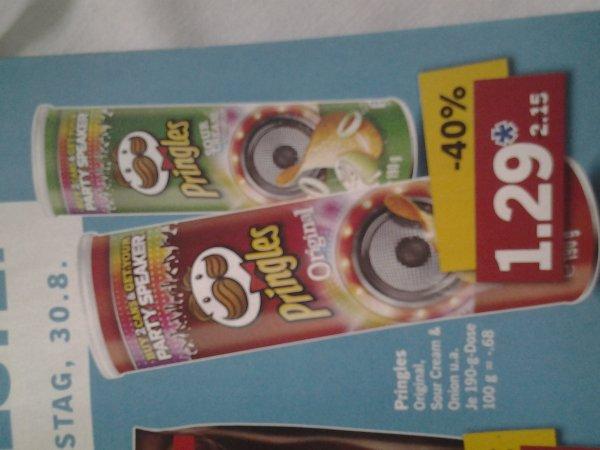 LIDL Pringles 1.29 € (statt 2.15 €) ab Montag!