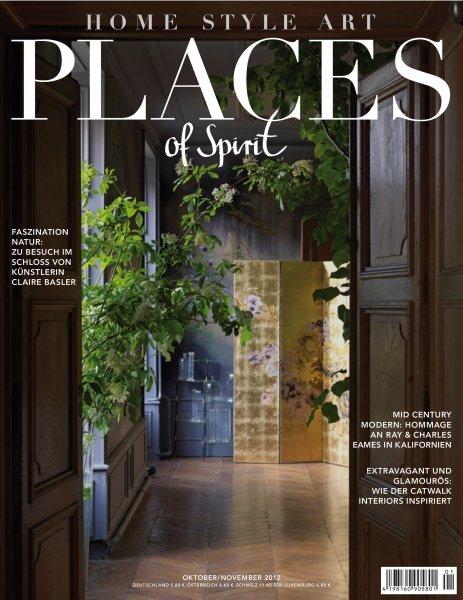 """3 Ausgaben """"Places of Spirit"""" effektiv kostenlos durch Verrechnungscheck"""