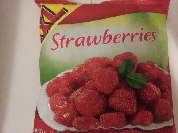 Lidl TK Erdbeeren/Himbeeren 1000/750g für 2,49