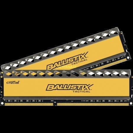Crucial Arbeitsspeicher DIMM 8 GB DDR3-1866 Kit @Zack Zack