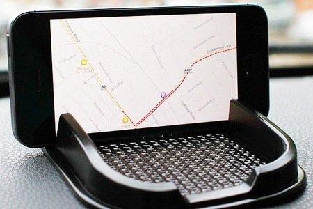 Anti-Rutsch-Smartphone- und Navi-Halterung für das Armaturenbrett ab 5,90 €