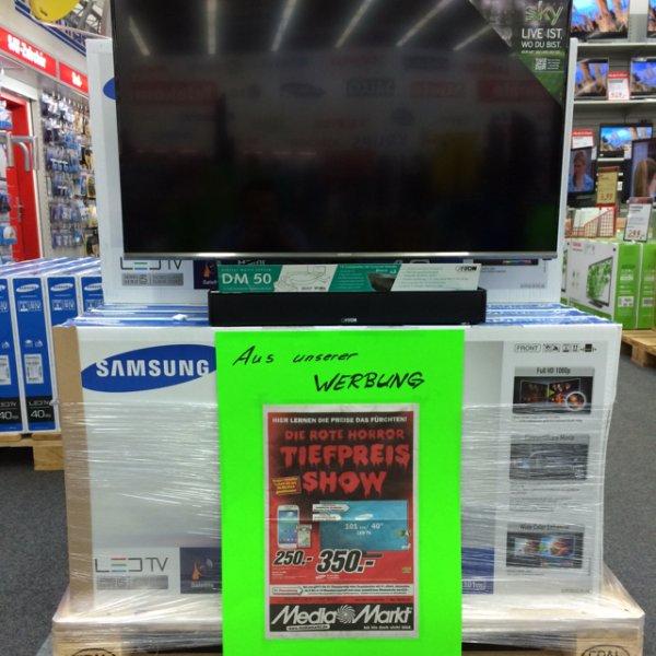MM MÜLHEIM Samsung 40H5090 für 350€