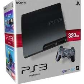PlayStation 3 Slim 320GB+ entweder Move Starter Pack oder inFAMOUS 2 für 250,68€ inkl. Versand @amazon.uk