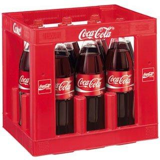 [Real Dortmund Oespel] eine Kiste Coca Cola gratis