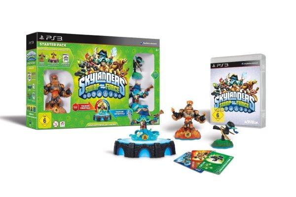 Skylanders Swap Force Starter Pack für die PS3 29,95€ @ebay.de