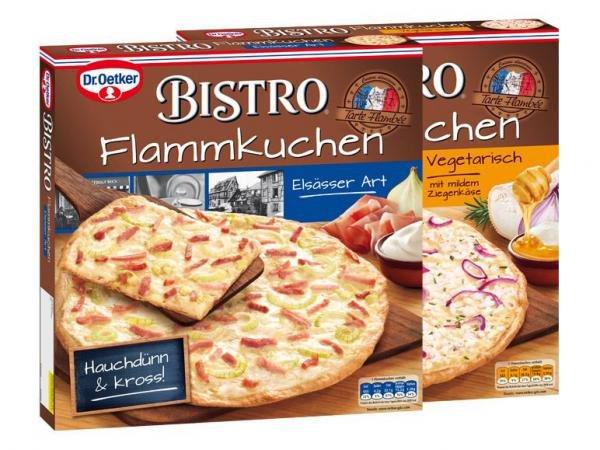 [NETTO o. HUND] Dr. Oetker Flammkuchen für 1,38€ (Angebot + APP Cash-Back)