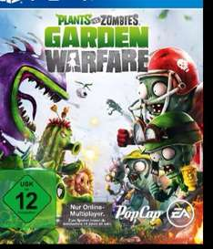 Planst vs Zombies Garden Warefare PS4