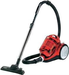 Dirt Devil Staubsauger ohne Beutel C Power XS 2000 W Rot (metallic)