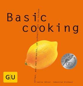GU Basics Kochbuchserie alle Ausgaben für je  9,99 €  zum Jubiläum [Überall/Buchhandel]