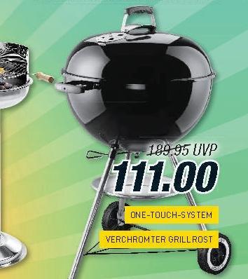 [lokal] Weber one Touch 57 ab 27.08. für 111,- bei Marktkauf Rhein-Ruhr