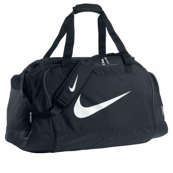 Nike Sporttaschen  ab 17,95€ - z.B. Club Team Large Duffle in Schwarz für 19,90€ frei Haus