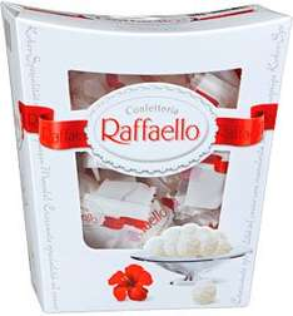 Raffaello (Diätpillen) ab Donnerstag bei Kaufland große Packung 230gr. nur 1,99