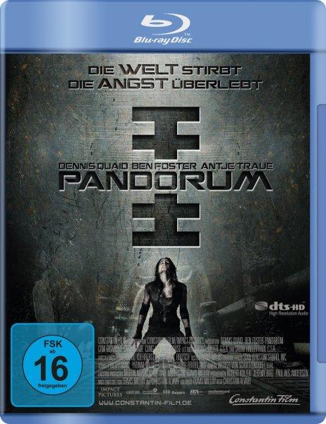 Pandorum Blu Ray 6,97€ @Amazon Prime