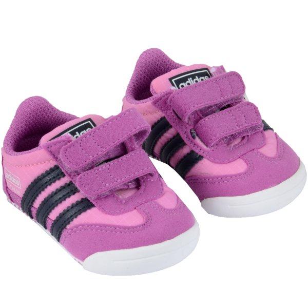 Adidas Learn 2 Walk Dragon Babyschuhe Pink Schwarz
