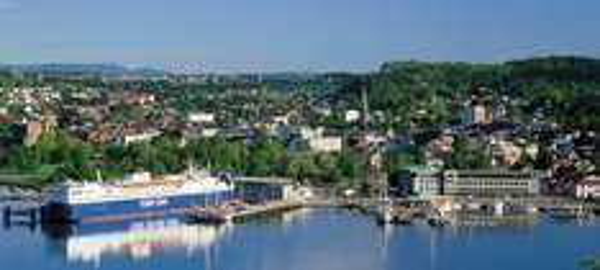 Colorline Sandefjord - Strömstad
