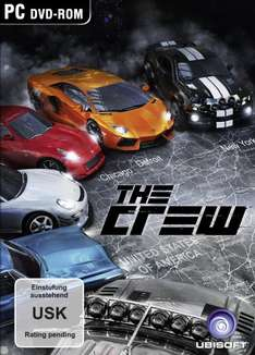 The Crew PC Key für 26,99 !