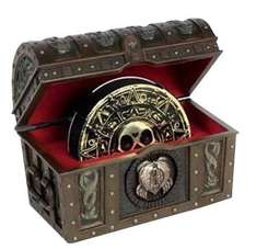 Pirates of the Caribbean 1-4 Collection Box Blu Ray, 68,99 @ amazon ab NOV