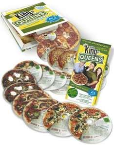 [alphamovies.de] King of Queens 18 Blu-rays Pizzaschachtel