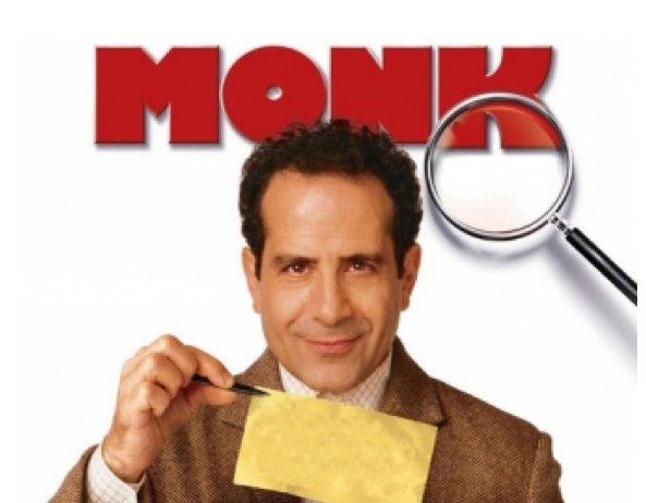 Monk - Die komplette Serie bei Amazon für unter 50 Euro