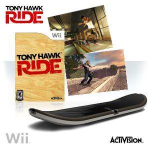 Tony Hawk: Ride (Wii) inkl. Board-Controller für 29,95€ + 5,95€ Versand @iBood