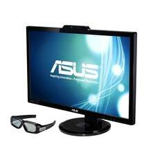 "Asus™ - 27"" 3D-LED Monitor ""VG278HR"" (Full HD TN-Panel,VGA,DVI,HDMI,2ms) für €339.- [@Redcoon.de]"