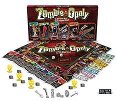 [Amazon Mktpl] Zombies trifft Monopoly! Zombie-Opoly