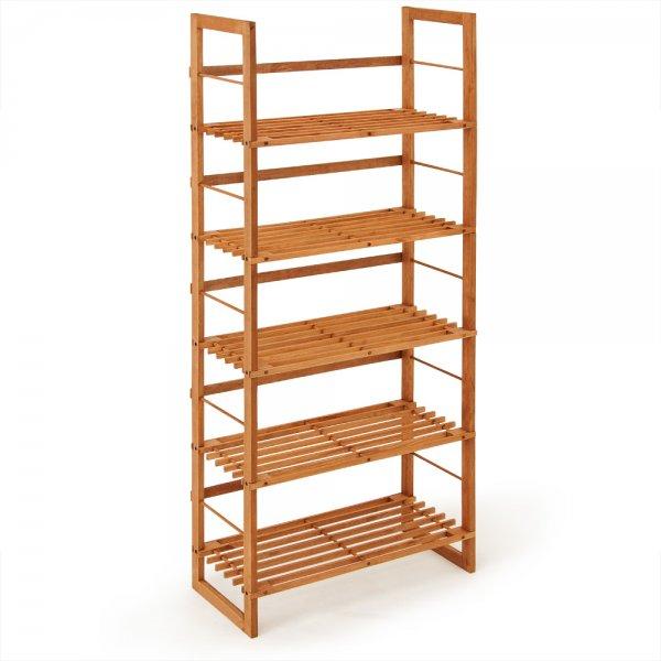 [Ebay] Regal Holzregal Haushaltsregal Wandregal Holz nur 19,90 € + Kostenlos Standardversand