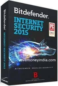 Bitdefender Internet Security 2015, 6 Monate